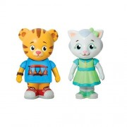 Daniel Tigers Neighborhood Daniel Tiger and Katerina Kittycat Figures