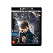 Fantastic Beasts and Where to Find Them - 4K Blu-ray