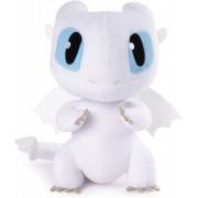 Figurina de plus cu sunete Toothless sau Light Fury How to Train Your Dragon 36 cm