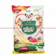 Musli Crunch cu Alune si Mere Cereale 500 gr SANO VITA