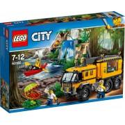 LEGO City Jungle Mobiel Laboratorium - 60160