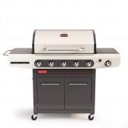 BARBECOOK Siesta 512 Creme plinski roštilj / 5 plamenika / bočni plinski rešo