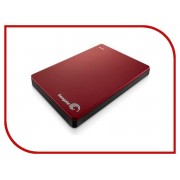 Жесткий диск Seagate Backup Plus 2Tb Red STDR2000203