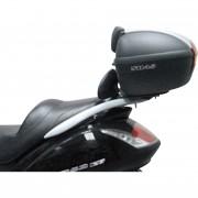 Shad Topcaseadapter Hyosung MS3 125/250 schwarz