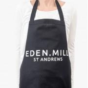 Eden Mill Black Apron
