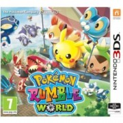 Pokemon Rumble World, за 3DS