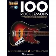 Hal Leonard - Goldmine: 100 Rock Lessons Bass