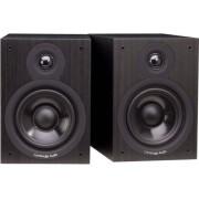 Cambridge Audio: SX-50 boekenplank speakers - zwart