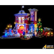 Light My Bricks LEGO Winter Village Fire Station 10263 Verlichtings Set