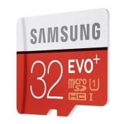 Card de memorie Samsung microSDHC evo plus 32GB + adaptor Class 10