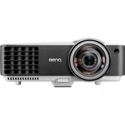 Videoproiector Short Throw BenQ MX825ST, rezolutie nativa 1024 x 768, contrast 20000:1, 3300 lumeni, 2 x HDMI, LAN