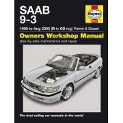 Haynes Workshop manual Saab 9-3 Essence & Diesel (1998-Août 2002) 4614