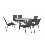 Creador Verona 6+ garnitúra (6x szék + 1x asztal)