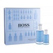 HUGO BOSS Boss Bottled Tonic set cadou apa de toaleta 100 ml + apa de toaleta 30 ml pentru bărbați