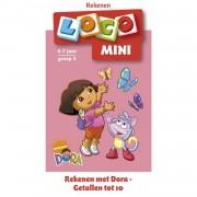 Loco Mini Rekenen met Dora - getallen tot 10