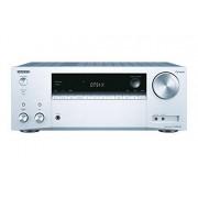 "Onkyo Europe Electronics TX-nr575e-S multiroom-uc-computertechnologie ""7.2-kanaal"" audio/video neztwerk-Receiver Zilver"