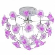 vidaXL mennyezeti lámpa 1 db 40 W-os E14-es izzóhoz