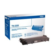 BROTHER Toner Cartridge Black High Yield for HL/MFC/DCP series (TN2320)