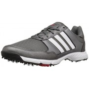 adidas Men s Tech Response Wd Ironmt F Golf Shoe Iron 8 2E US