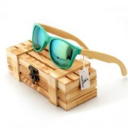Pozeraj sa na svet cez zelené bambusové okuliare