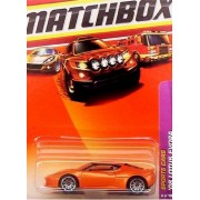 Matchbox 2010, 08 Lotus Evora 8/100, Sports Cars. 1:64 Scale.