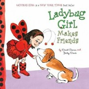 Ladybug Girl Makes Friends, Hardcover/David Soman