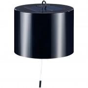 Lunartec Spritzwassergeschützte Solar-LED-Hängeleuchte für den Aussenbereich