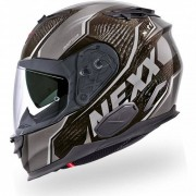 NEXX Casco Integrale Carbonio X.T1 Carbon Raptor Grey