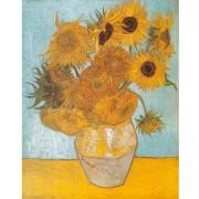 Puzzle Clementoni - Vincent Van Gogh: The Sunflowers, 1.000 piese (657)