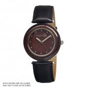 Earth Et1005 Brown Jasper Unisex Watch