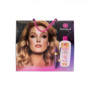 Dermacol Hyaluron confezione regalo acqua micellare Hyaluron Micellar 400 ml + mascara Ilusion 11 ml donna