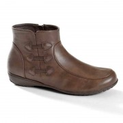 "ISL Shoes Damboots ""Vicky"", bruna"