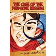 The Case of the Pen Gone Missing/El Caso de La Pluma Perdida: A Mickey Rangel Mystery/Coleccion Mickey Rangel, Detective Privado, Paperback/Jr. Rene Saldana