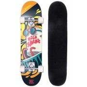 Skate Radical Iniciante Milk Shake Skateboard Bel Sports - 401900
