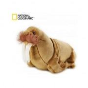 Jucarie de plus Venturelli National Geographic Morsa 28 cm