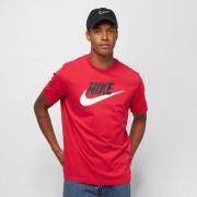 Nike Tee Icon Futura - Rood - Size: Extra Large; male