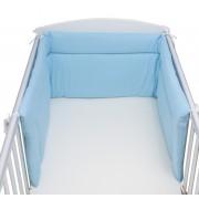 Aparatoare laterala pentru patut 190 x 40 cm Blue