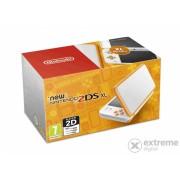 New Nintendo 2DS XL White & Orange konzola, bijela- narančasta