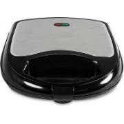 Wonder World ™ 750 Watt Super Jumbo Toaster Sandwich Maker Toast(Black)