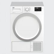 Mašina za sušenje veša 7kg/toplotna pumpa, Beko EDPS 7404 W2