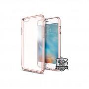 Spigen Ultra Hybrid Apple iPhone 6/6s Rosé goud/Transparant