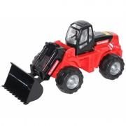 Tractor Wader cu excavator