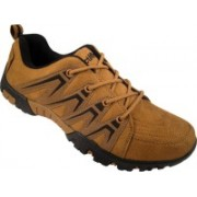 Action Brown Sports Shoe Running Shoes For Men(Brown, Black)