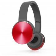 Audífonos Bluetooth Estéreo HD Manos Libres Inalámbricos, LC9200 Inalámbrico Estéreo De Alta Definición De Graves Profundos De Sonido Plegable Auriculares (rojo)