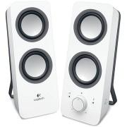 Logitech Multimedia Speakers Z200 fehér