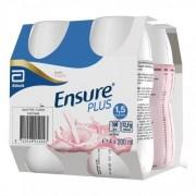 Abbott Srl Ensure Plus Fragola 4x200ml