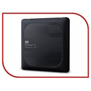 Жесткий диск Western Digital My Passport Wireless Pro 1Tb WDBVPL0010BBK-RESN