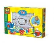 SES - Оцвети сервиз за чай, 0814976