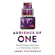 Audience of One: Donald Trump, Television, and the Fracturing of America, Hardcover/James Poniewozik