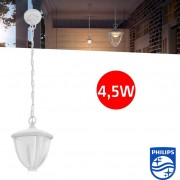 Philips Buitenverlichting Plafond 4.5W LED Wit